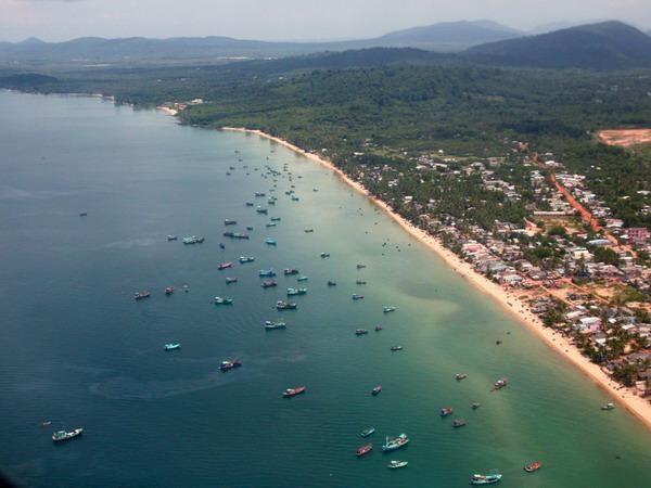 Thủ tướng Chính phủ chỉ đạo về Quy hoạch xây dựng đảo Phú Quốc