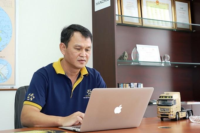 """""""Chợ online""""cho máy công nghiệp và phương tiện vận tải: Xây dựng tư duy kinh doanh mới"""