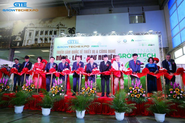 Triển lãm Growtech Vietnam 2020 thúc đẩy cơ giới hóa nông nghiệp Việt