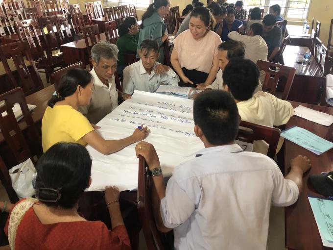 Nafoods Group tập huấn trồng thanh long chuẩn GlobalGAP cho 1.000 hộ nông dân