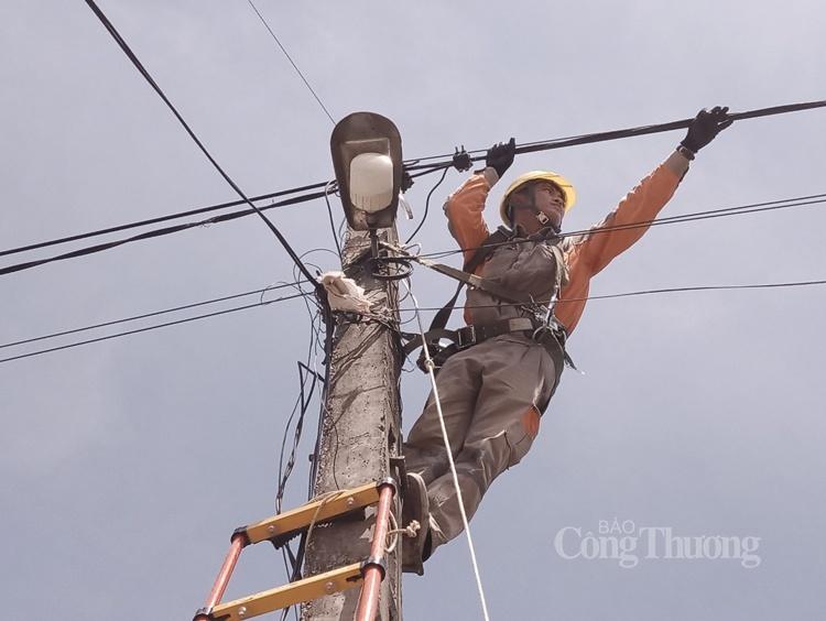 Ngành điện miền Bắc tăng cường kiểm tra sửa chữa, giảm thiểu sự cố về điện