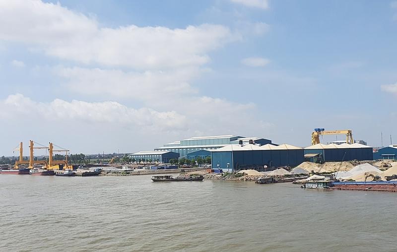 Hải Phòng: Sở Xây dựng tự ý cấp phép 30000m2 đất ven đê cho doanh nghiệp
