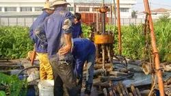 Quảng Ngãi: Nắng hạn cỡ nào mà ngân sách chi tiền tỷ để đào giếng lấy nước cho dân dùng?