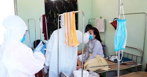 Một người đàn ông trốn khỏi khu cách ly bệnh viện ở Quảng Nam