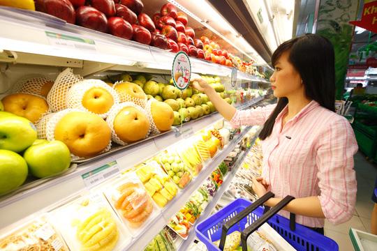 Hà Nội duy trì 100% cửa hàng bán trái cây có đăng ký kinh doanh