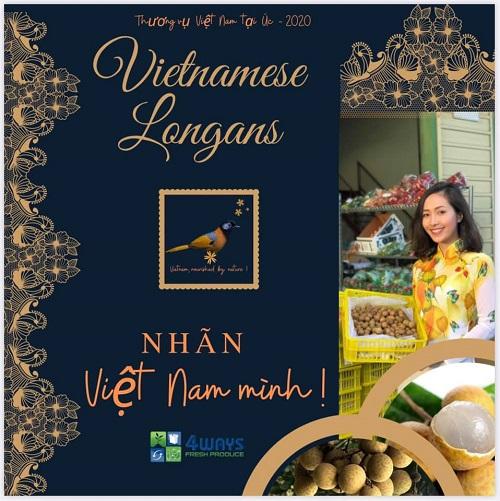 """Chương trình xúc tiến: """"Nhãn Việt Nam mình !"""" Australia, 2020"""