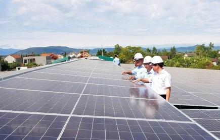 Gần 20.000 dự án điện mặt trời mái nhà được lắp đặt trên cả nước