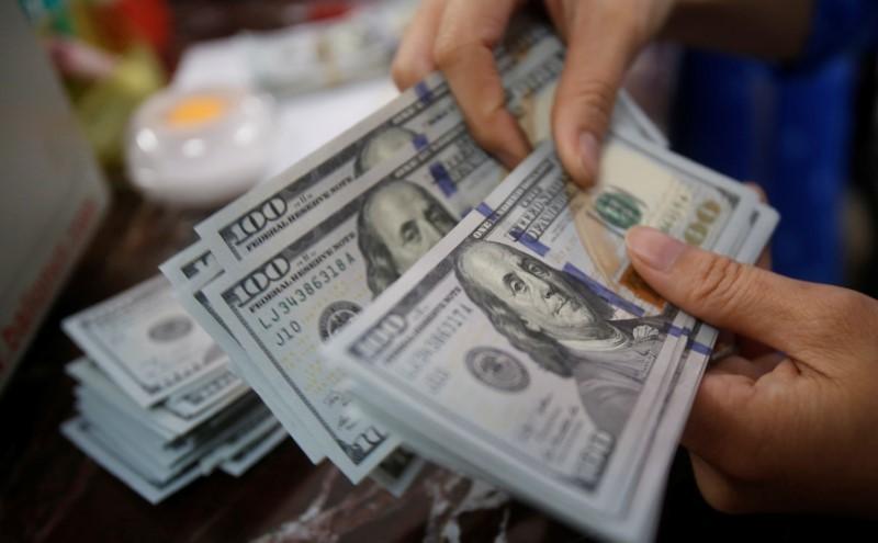 Tỷ giá ngoại tệ ngày 8/8: USD bắt đầu tăng giá