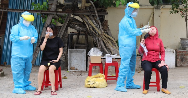 Xét nghiệm COVID-19 tất cả bệnh nhân Bệnh viện Đà Nẵng xuất viện từ 15-7