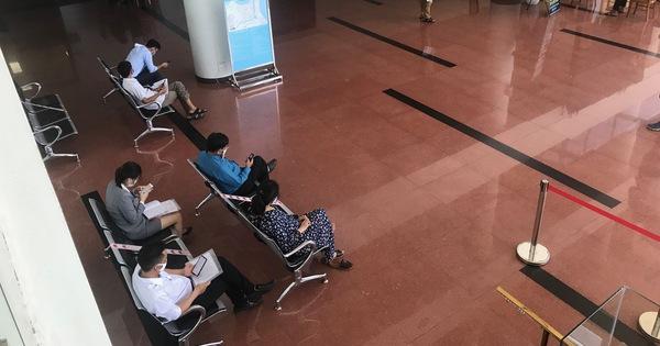 Cán bộ làm việc tại tòa nhà Trung tâm Hành chính TP Đà Nẵng dương tính với vi rút SARS-CoV-2