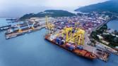 Hàng hóa qua cảng biển Đà Nẵng giảm mạnh do ảnh hưởng dịch Covid-19