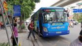 Người dân Thủ đô sắp ;ra ngõ gặp điểm chờ xe buýt