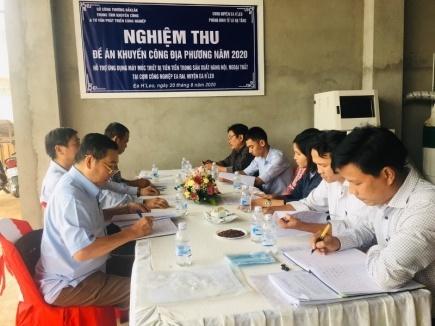 """Đẩy mạnh khuyến công: """"Đòn bẩy"""" phát triển công nghiệp nông thôn Đắk Lắk"""