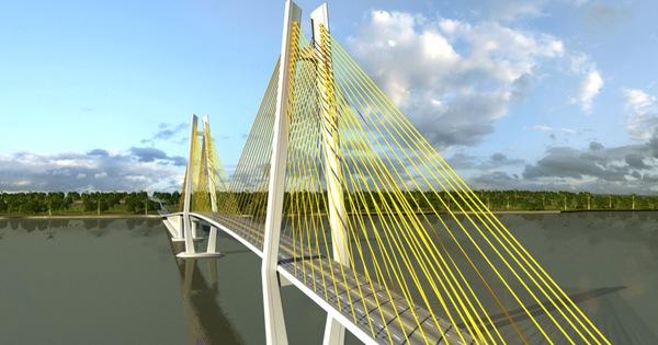 Các bộ đồng tình xây cầu Rạch Miễu bằng vốn ngân sách