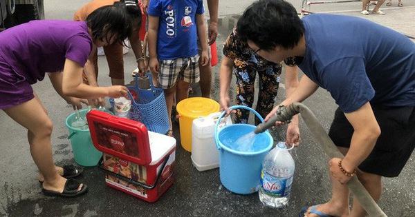 Hà Nội giảm 100% giá nước cho người bị ảnh hưởng COVID-19, cơ sở cách ly