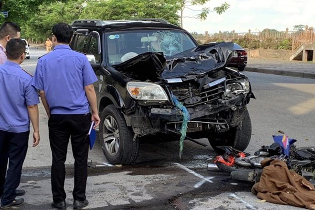 Bị đình chỉ công tác vì gây tai nạn chết người