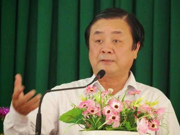 Bộ Nông nghiệp và Phát triển nông thôn có thứ trưởng mới