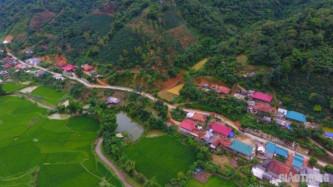 Sơn La: Cứng hoá đường đến trung tâm xã để phát triển kinh tế - xã hội