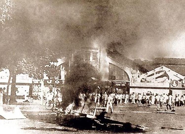 Sài Gòn những ngày đầu Nam Bộ kháng chiến