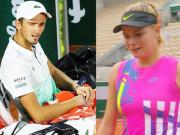 Medvedev nổi điên đập vợt, người đẹp bật khóc ở Roland Garros
