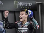 """Đua xe MotoGP, Catalan GP: Tài năng trẻ """"xưng bá"""", """"lão tướng"""" thua cay đắng"""
