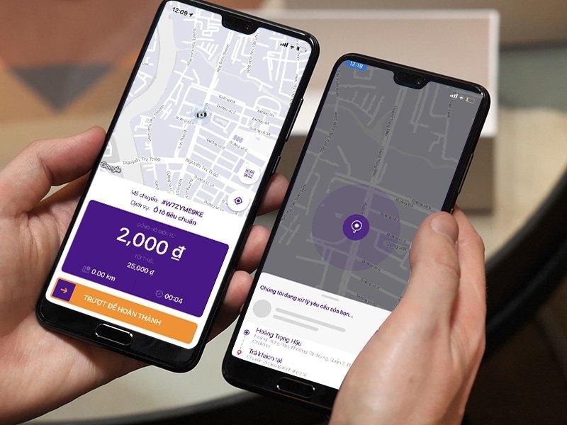 Thêm ứng dụng gọi xe công nghệ thuần Việt gia nhập thị trường