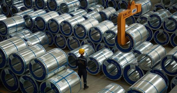 Canada không áp thuế chống trợ cấp đối với sản phẩm thép chống ăn mòn nhập khẩu từ Việt Nam