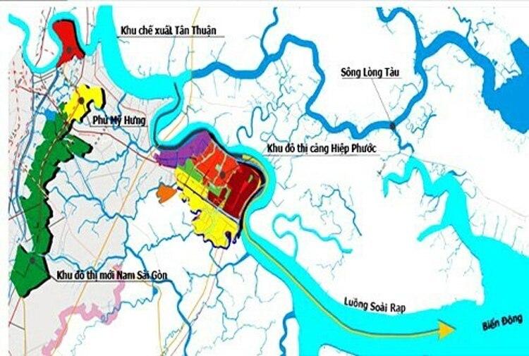 Đề xuất chi 227 tỷ đồng mỗi năm để nạo vét sông Soài Rạp