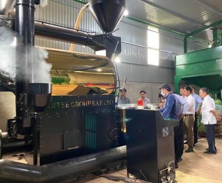 Đắk Lắk đẩy mạnh sản xuất sạch hơn trong công nghiệp