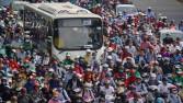TP.HCM duyệt đề án gần 400.000 tỷ đồng giải quyết ùn tắc giao thông