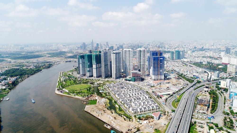 Thành phố Hồ Chí Minh chú trọng công tác lập thiết kế đô thị và quy chế quản lý kiến trúc đô thị