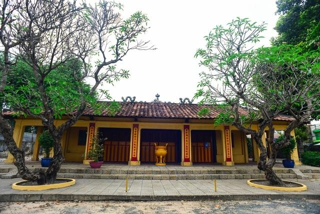 Kiến trúc độc đáo bên trong ngôi đình tồn tại gần 200 năm ở Sài Gòn