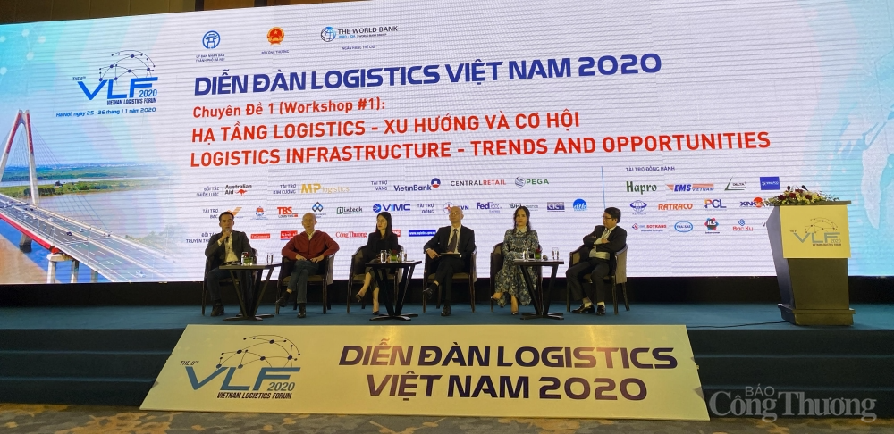 Đầu tư hạ tầng logistics: Cần được quan tâm đúng mức