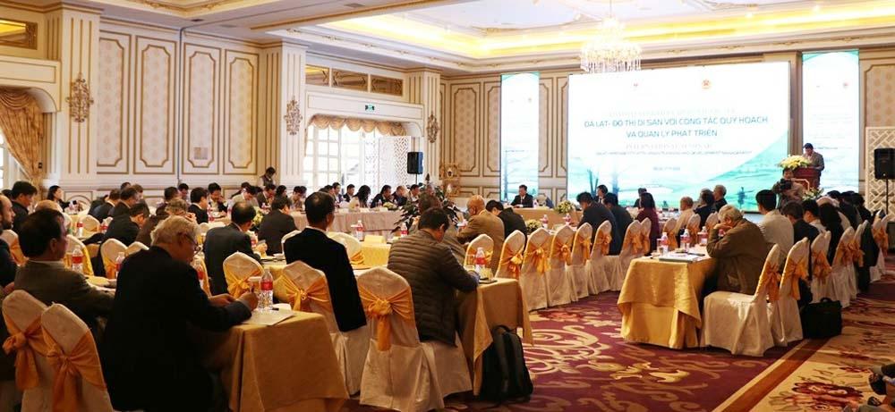 Đà Lạt - Đô thị di sản với công tác quy hoạch và quản lý phát triển