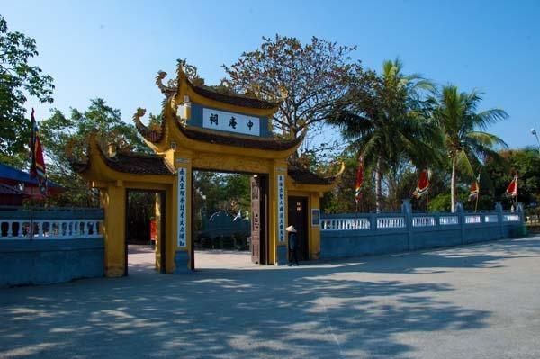 Nhiệm vụ lập Quy hoạch bảo quản, tu bổ, phục hồi Di tích quốc gia đặc biệt Đền thờ Nguyễn Bỉnh Khiêm