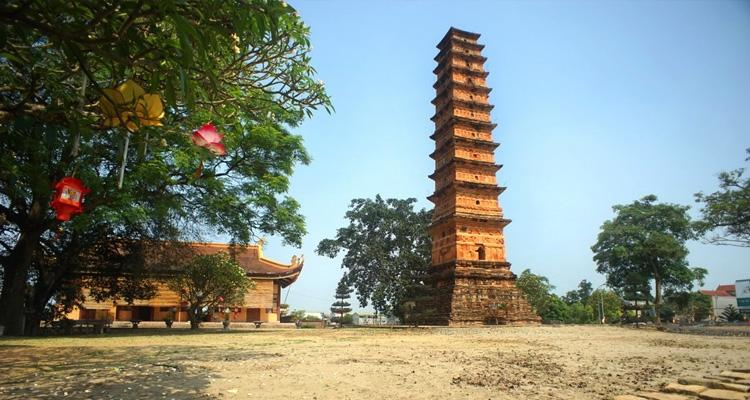 Nhiệm vụ lập quy hoạch bảo quản, tu bổ, phục hồi tháp Bình Sơn
