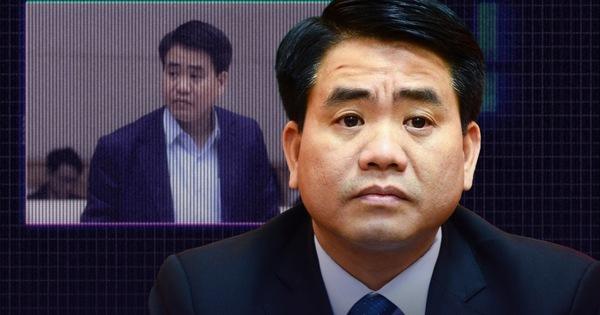 Đề nghị khai trừ Đảng với cựu chủ tịch Hà Nội Nguyễn Đức Chung