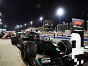 Đua xe F1, Sakhir GP: Trận chiến trên sa mạc phần 2, hưng phấn với cấu trúc mới