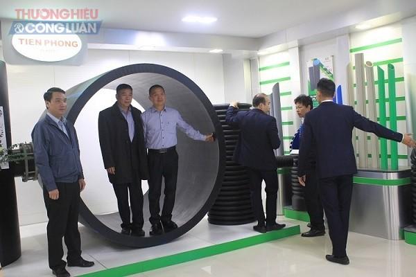 Nhựa Tiền Phong: Không ngừng đổi mới đầu tư phát triển bền vững
