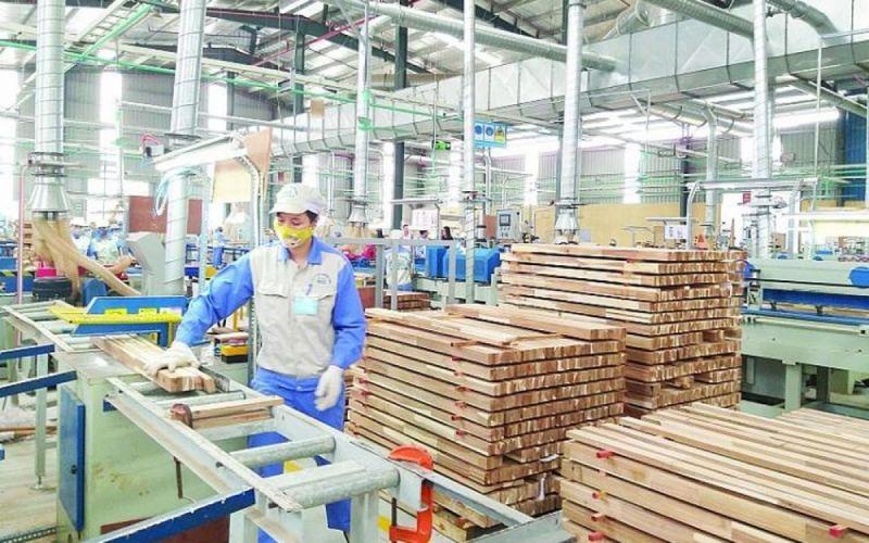 Giá trị xuất khẩu gỗ của cả năm 2020 sẽ cán mốc gần 12,5 tỷ USD