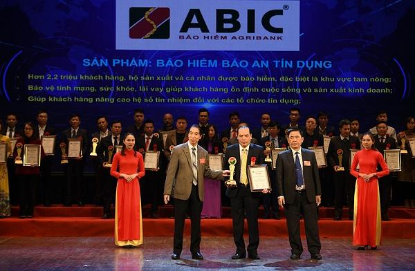 Bảo hiểm Agribank (ABIC) - Top 20 thương hiệu uy tín, sản phẩm chất lượng