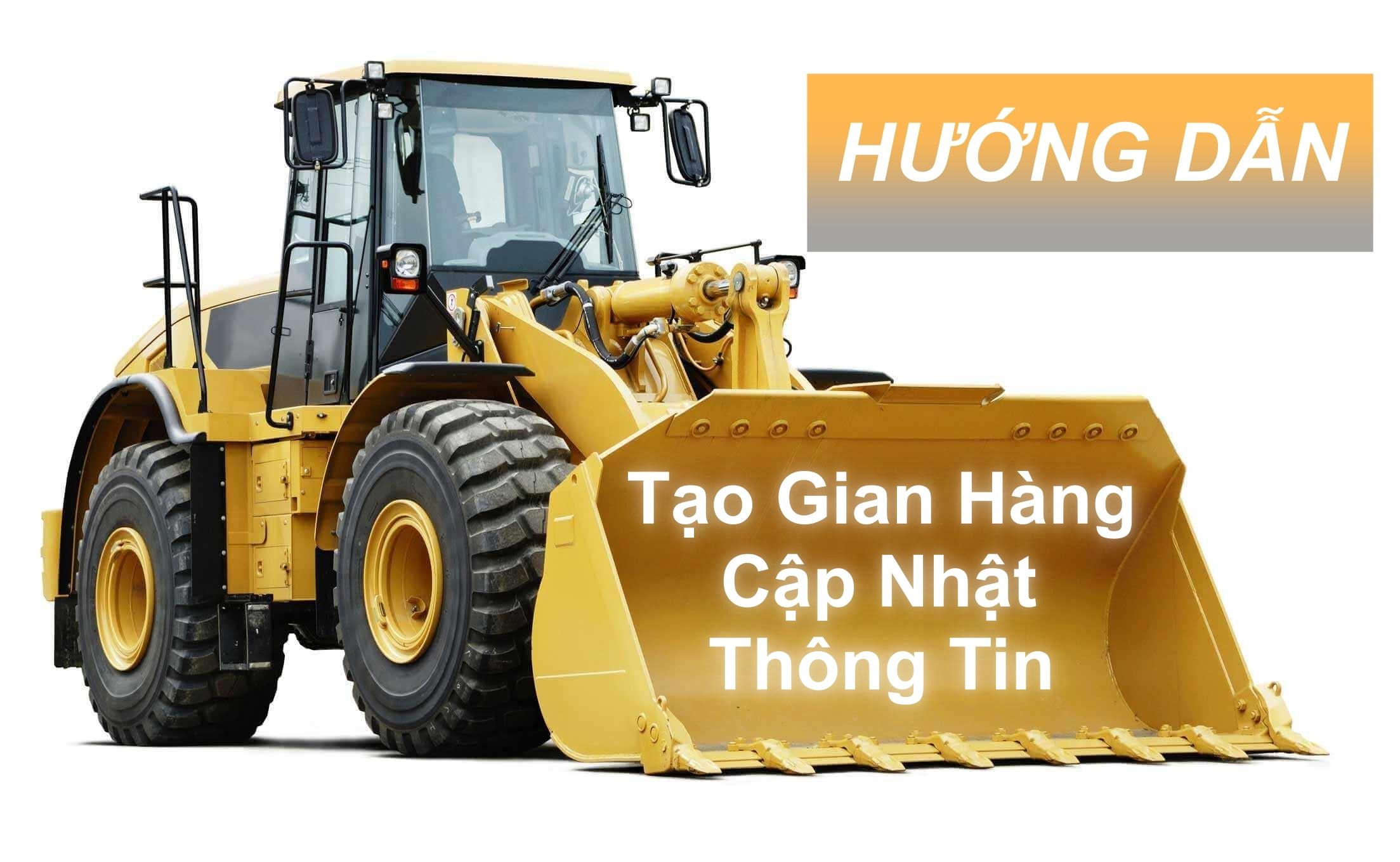 Hướng Dẫn Tạo Gian Hàng Trên Website Hanoma.vn