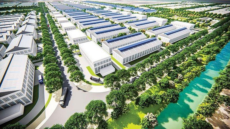 Xây dựng khu công nghiệp sinh thái, doanh nghiệp sinh thái