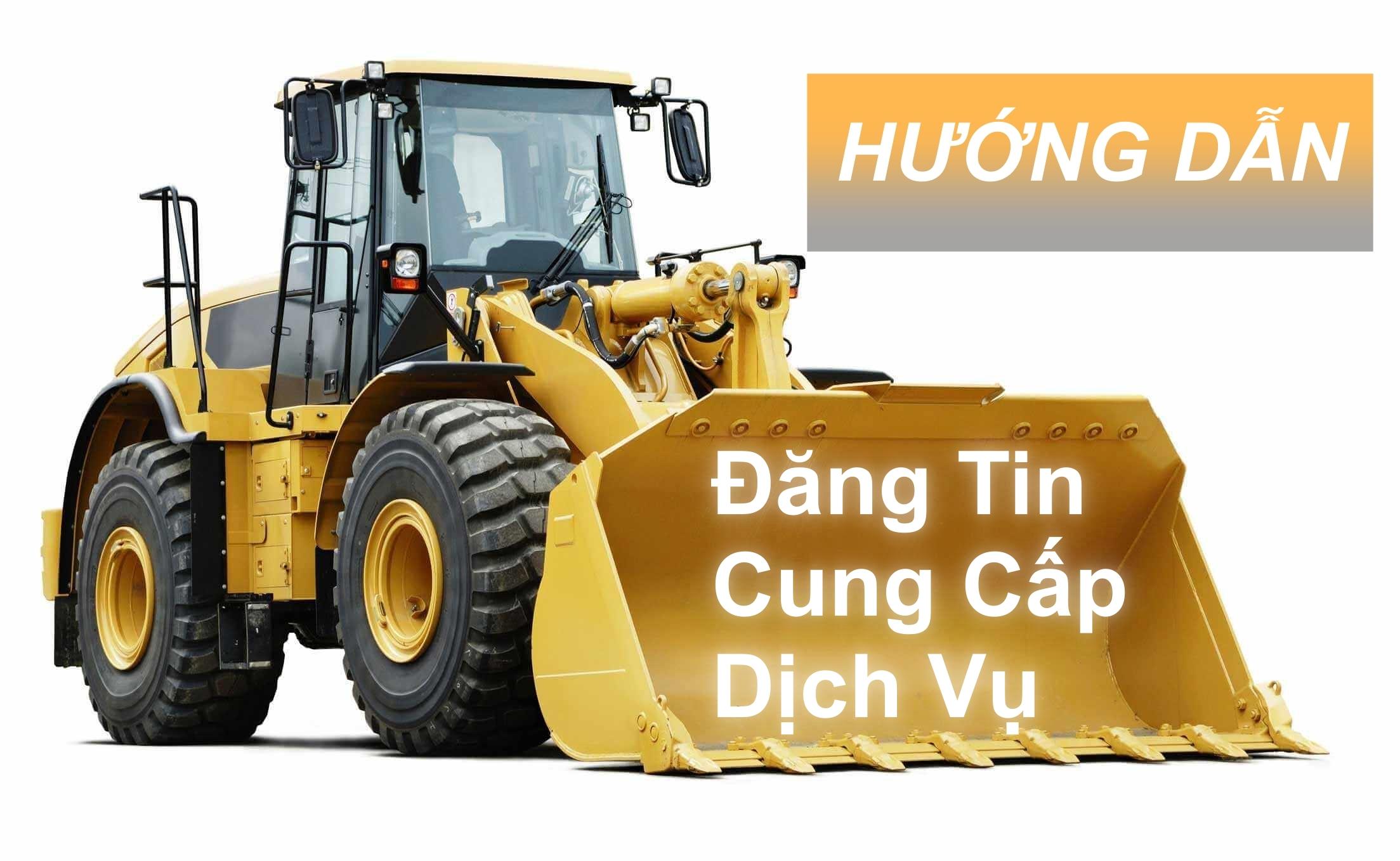 Hướng Dẫn Đăng Tin Cung Cấp Dịch Vụ Trên Website Hanoma.vn