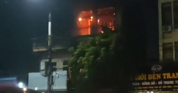Nữ sinh lớp 9 tử vong trong cửa hàng tạp hóa cháy lúc rạng sáng