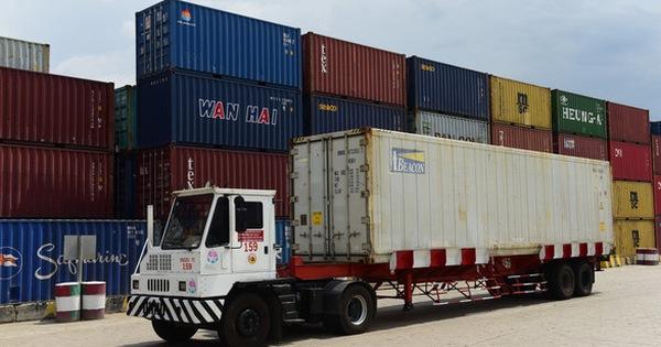 Chính phủ chỉ đạo kiểm tra làm rõ việc tăng giá thuê container