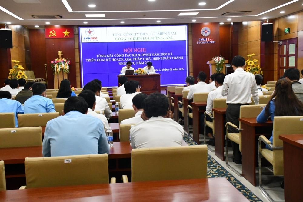PC Kiên Giang tiếp tục chuyển đổi số trong cung cấp dịch vụ điện