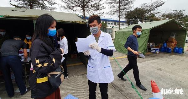 Hải Phòng khuyến khích tố giác người từ Hải Dương về không khai báo y tế