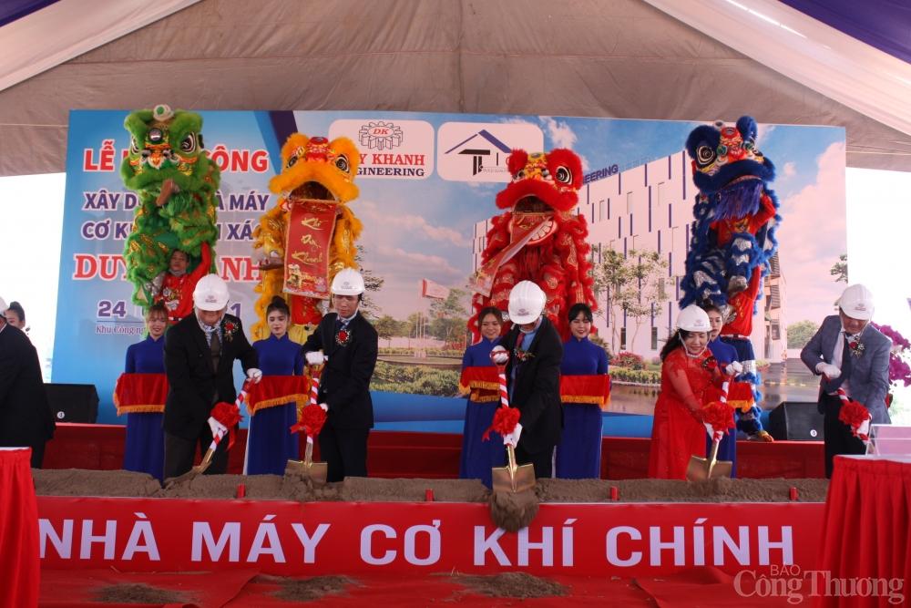 TP. Hồ Chí Minh xây dựng nhà máy sản xuất sản phẩm công nghiệp hỗ trợ ứng dụng công nghệ cao