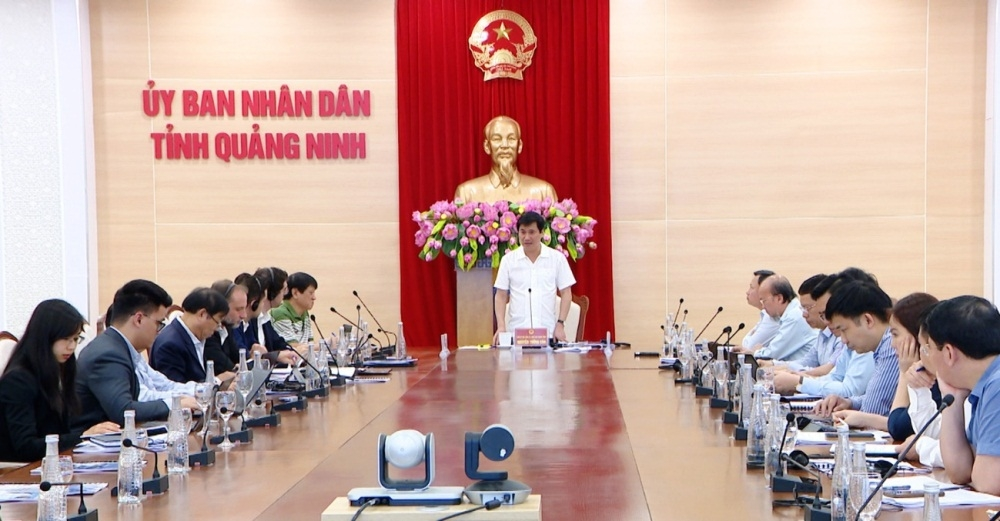 Quảng Ninh: Đẩy nhanh tiến độ lập quy hoạch